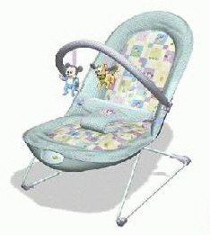 Disney Baby Mickey's Playtime Pals Bouncer