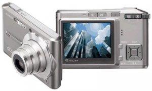 Casio EX-S500 5.0 MegaPixels Ultra Slim Digital Camera with 3X optical zoom