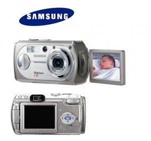 Samsung DIGIMAX V50 - 5.3 MegaPixels, 3x Optical Zoom