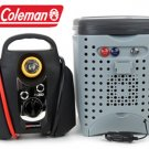 COLEMAN PORTABLE JUMPSTART AND COOLER,WARMER COMBO