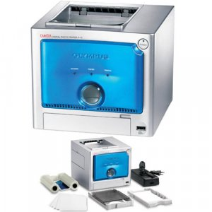 "Olympus P10 Personal Digital Camera Printer, Resolution ,4x6, 3.5x5""Print"