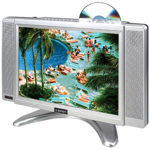 """Axion ACN-6150 15"""" TFT LCD TV with Built-In DVD Player"""