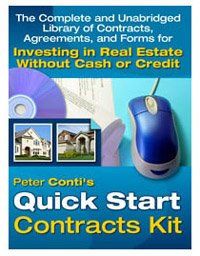 Quick-Start Contracts Kit Computer CD