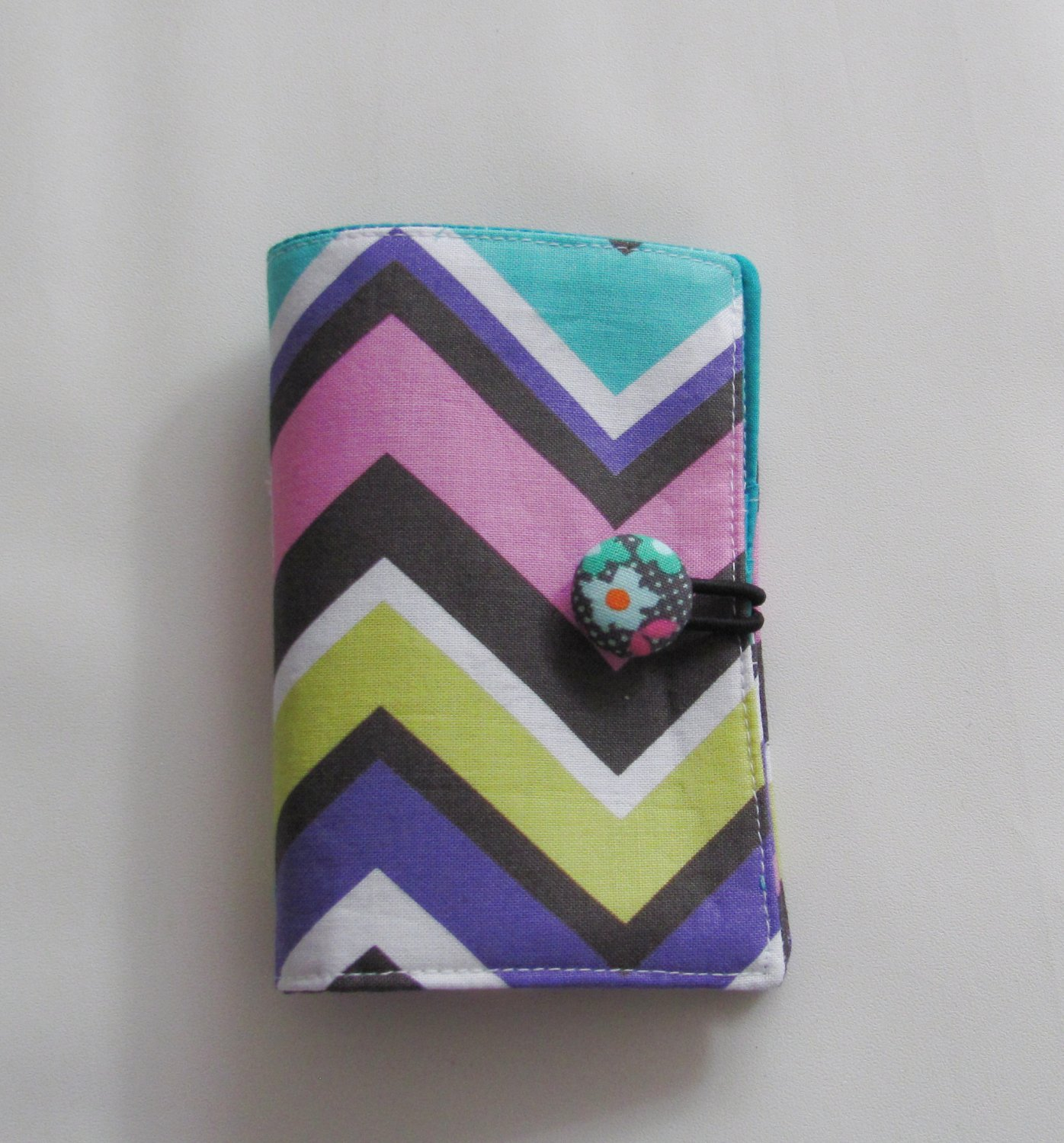 Tea Bag, Tea Bag Holder Chevron