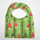 Baby Bib, Holiday Baby Bib, Christmas Tree