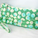 Wristlet Bag Green martini