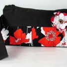 Wristlet Clutch Poppy Lane Red