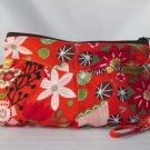 Wristlet Bag Kaori Floral