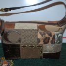 (New) Coach SOHO Cloth Multicolor: **Sales Price $129.00**