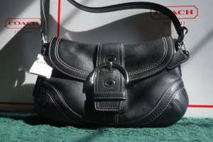 Coach SOHO Small Flap-Leather (MSRP) $218.00 **Save 43.00**