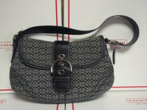 Coach SOHO Mini Signature Flap (MSRP) $298.00 **Save$118.01**