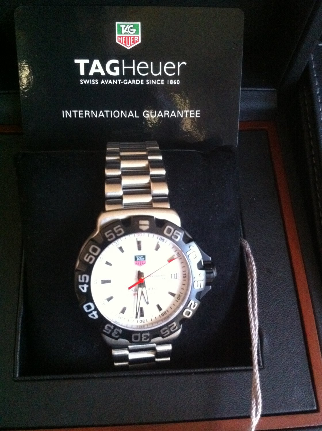 TAG Heuer Men's Formula 1 Professional Watch SAVE $300.01