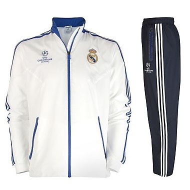 Real Madrid Tracksuit