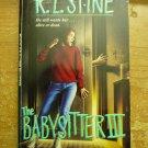 The Babysitter III by R.L.Stine