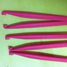 tupperware peelers Blue and pink color