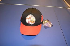 ANGRY BIRDS  SNAPBACK HAT CAP ADJUSTABLE NWT! Toddler-3 years size