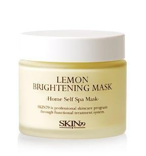 SKIN79 Lemon Brightening Mask