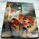 Treasury of Applique Quilt Patterns Book Maggie Malone Sewing