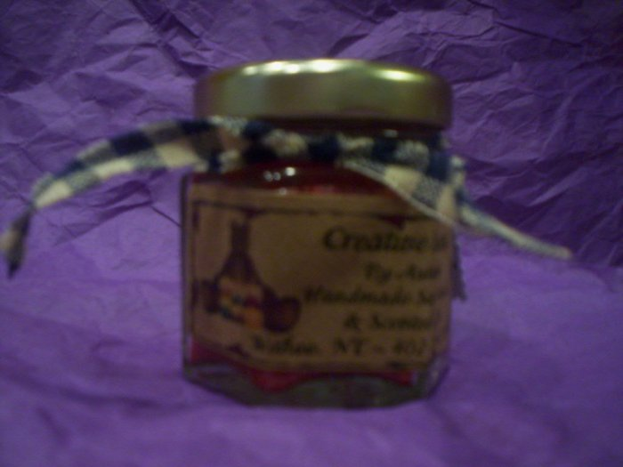 2oz Scent Shot, Apple Jack and Peel Soy Wax Candle