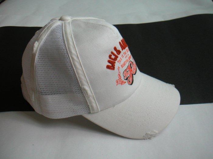 adult mesh cap