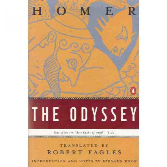 The Odyssey By Homer (Translated by Robert Fagles
