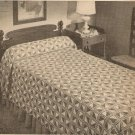 Crochet - Lady of the Lake Bedspread (ref: e1040c)