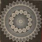 Crochet - The Peasant Doily (ref: e1064c)