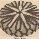 Knit  - Honeycomb Pillow (ref: e1095k)