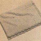 Knit  - Crib Cover (ref: e1106k)