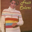 Knit  - Colorful Turtleneck Sweater (ref: e1164k)