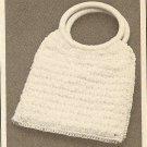 Crochet - Twine Purse (ref: e1167c)