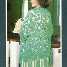 Crochet - Pinwheel Spring Shawl (ref: e1201c)