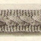 Knit  - Cable Knit Headband (ref: e1212k)