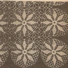 Crochet - All Around Motif For Tablecloth (ref: e1250c)