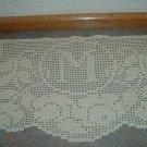 Monogram Doily Crochet Floral PDF