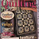 Love Of Quilting Magazine - January-February 2005