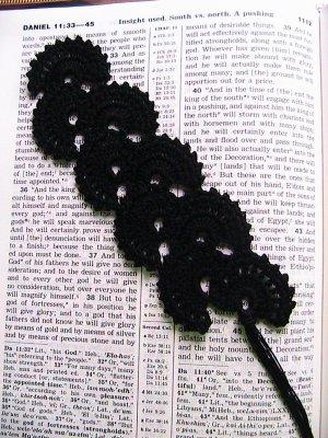 FAN Bookmark - BLACK