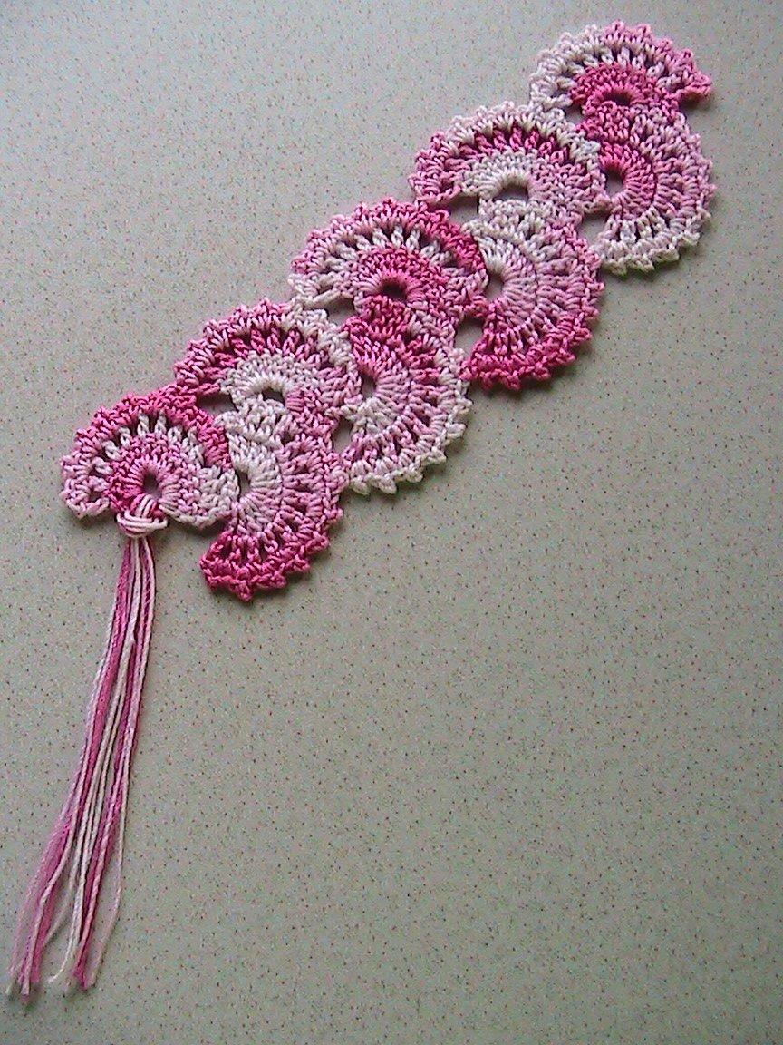 FAN Bookmark - Varigated Pink