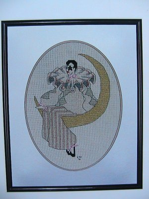 STARDUST from Magical Mimes Collection - MM002 - Cross Stitch