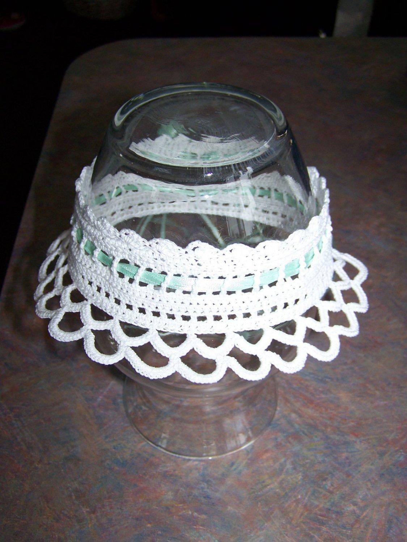 Hand Crochet Le Petite Chapeau by Vintage Stitchez