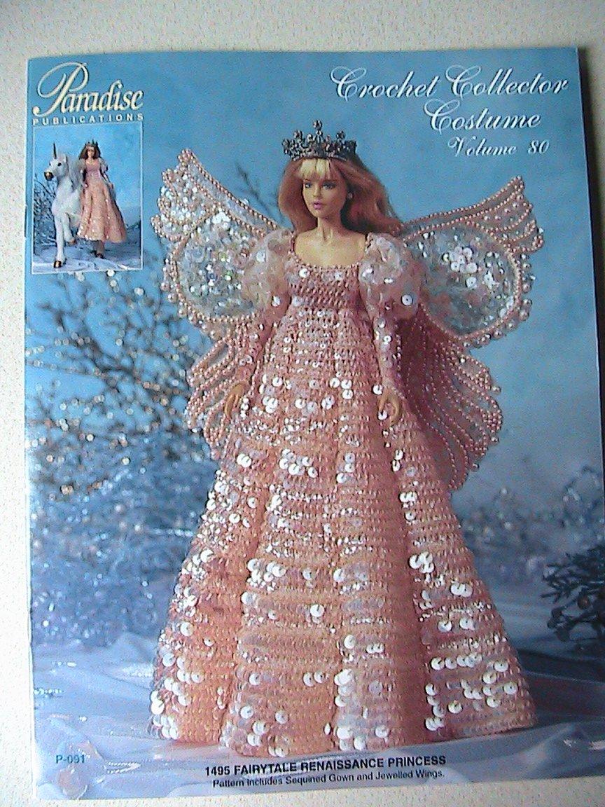 1495 Fairytale Renaissance Princess - Crochet Collector Costume