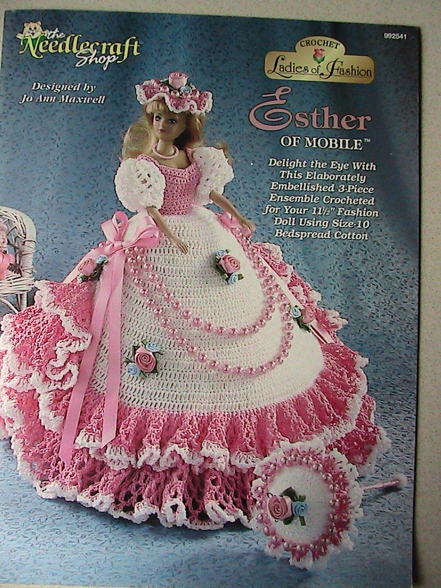 Crochet Ladies of Fashion ~ ESTHER of Mobile