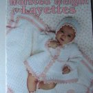 Worsted Weight Layettes - Crochet - Leisure Arts Leaflet 2537