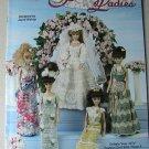 "Crochet Pretty Ladies Dresses For 11-1/2"" Fashion Dolls Patterns"