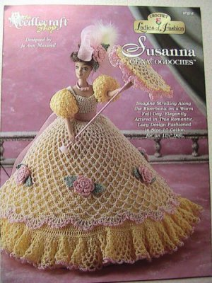 Ladies of Fashion - Susanna of Nacogdoches
