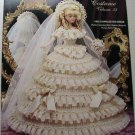 Crochet Collector Costume - 1853 Charleston Bride
