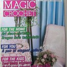 MAGIC Crochet - August 1990