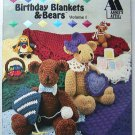 Birthday Blankets and Bears - Volume 1 - Annie's Attic 87B68