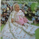 Crocheted Layettes - Leisure Arts Leaflet 219