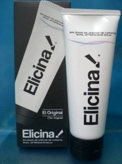 Elicina Aftershave Balm 100ml FREE SHIPPING